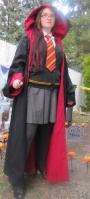 2013 - Gryffindor Uniform